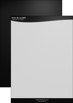 imprimer affiche graphisme texture trame metal MLGI12375