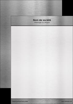 faire modele a imprimer affiche securite contexture compact consistance MLGI12651