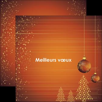 creer modele en ligne flyers carte de voeux 2013 voeux nouvelle annee cartes de voeux MIF12853