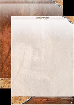 imprimerie affiche climatisation et chauffage bois wood nature MLGI13073