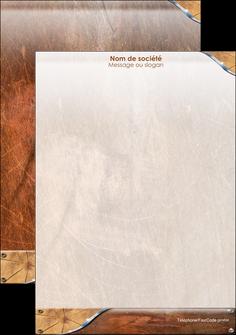 creation graphique en ligne affiche climatisation et chauffage bois wood nature MLGI13079