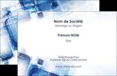 realiser carte de visite moderne design geometrique MLGI13473