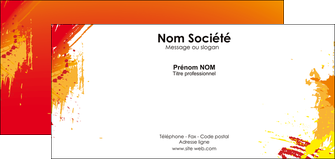 imprimerie flyers banniere brillant brun MLGI14161