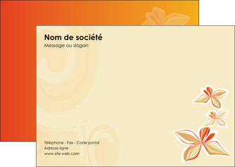 faire flyers fleuriste et jardinage cartes collection couleur MLGI14219