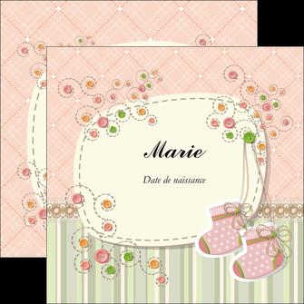impression flyers faire part de naissance carte de naissance carte naissance MIF14397