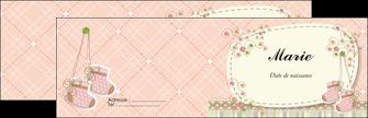 personnaliser modele de carte de visite faire part de naissance carte de naissance carte naissance MLIG14403