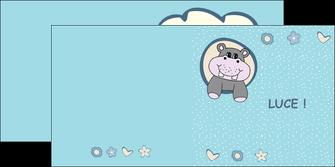 faire depliant 2 volets  4 pages  bonbon dessin anime MLIG14585