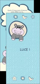 impression flyers bonbon dessin anime MLIG14587