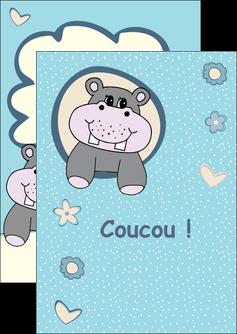 modele en ligne flyers bonbon dessin anime MLIG14591
