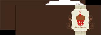 modele en ligne depliant 2 volets  4 pages  carte d anniversaire carton d invitation d anniversaire faire part d invitation anniversaire MLGI14685