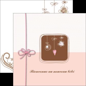 imprimerie flyers invitation naissance faire part de naissance carte de naissance MLGI14749