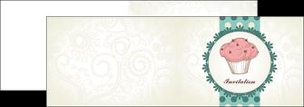 creer modele en ligne depliant 2 volets  4 pages  carte d anniversaire carton d invitation d anniversaire faire part d invitation anniversaire MLGI14775