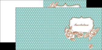 creer modele en ligne depliant 2 volets  4 pages  carte d anniversaire carton d invitation d anniversaire faire part d invitation anniversaire MLGI14811
