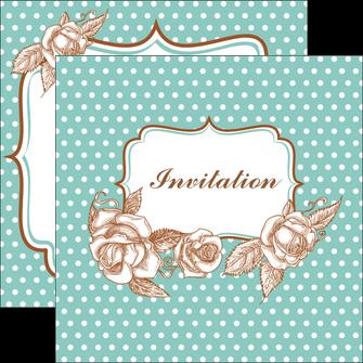 cree flyers carte d anniversaire carton d invitation d anniversaire faire part d invitation anniversaire MLGI14815