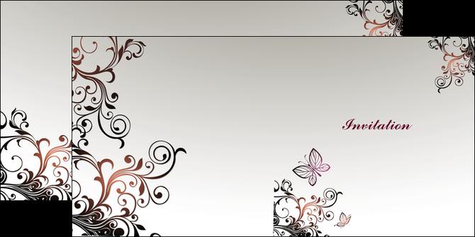 faire modele a imprimer depliant 2 volets  4 pages  carte d anniversaire carton d invitation d anniversaire faire part d invitation anniversaire MLGI14921