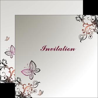 faire modele a imprimer flyers carte d anniversaire carton d invitation d anniversaire faire part d invitation anniversaire MLGI14925