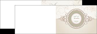 modele en ligne depliant 2 volets  4 pages  anniversaire carte carte d anniversaire MLGI15019
