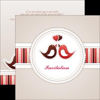 faire flyers carte d anniversaire carton d invitation d anniversaire faire part d invitation anniversaire MLIG15071
