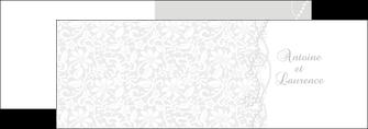 imprimer depliant 2 volets  4 pages  celebrer ceremonie decor MIS16277