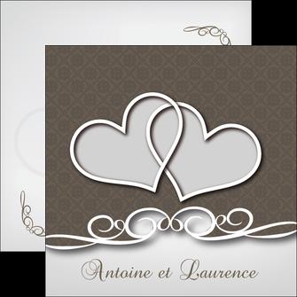 faire modele a imprimer flyers amour art banniere MIS17139