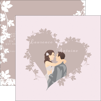 creation graphique en ligne flyers mariage carte mariage carte  de mariage MIS17675