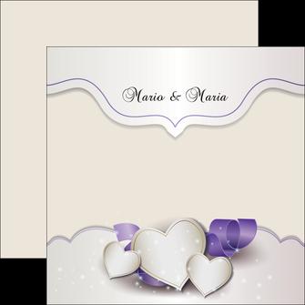 imprimerie flyers mariage faire part mariage faire part de mariage MIS17837