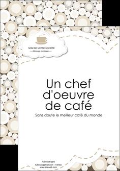 modele en ligne affiche bar et cafe et pub salon de the buvette brasserie MLGI18861