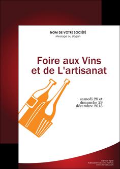 modele flyers vin commerce et producteur magasin de vin cave a vin producteur de vin MLIG19015