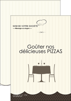 imprimerie affiche restaurant restaurant restauration restaurateur MIF19209