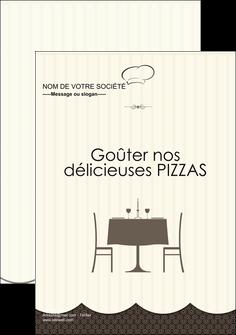imprimerie affiche restaurant restaurant restauration restaurateur MLIG19209