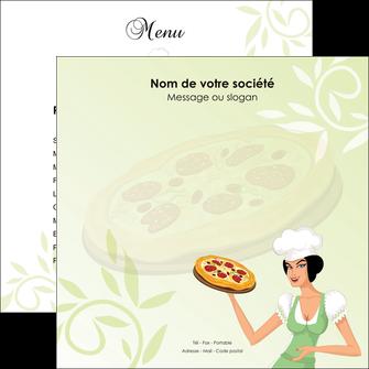 faire flyers pizzeria et restaurant italien pizza plateau plateau de pizza MLGI19767