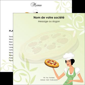 faire flyers pizzeria et restaurant italien pizza plateau plateau de pizza MLGI19771