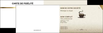 imprimer carte de visite bar et cafe et pub salon de the buvette brasserie MLGI19801