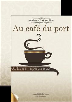 imprimer affiche bar et cafe et pub salon de the buvette brasserie MLGI19807