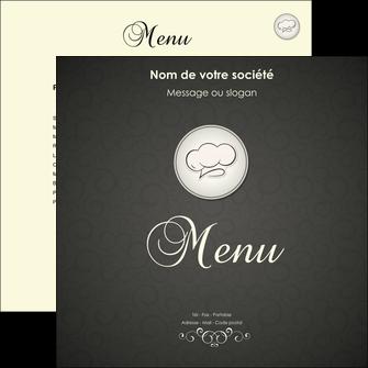 exemple flyers restaurant restaurant restaurant du monde restaurant francais MLGI19883