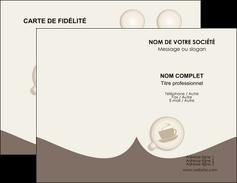 cree carte de visite bar et cafe et pub cafe salon de the cafe chaud MLGI20337
