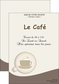 imprimer affiche bar et cafe et pub cafe salon de the cafe chaud MLGI20341