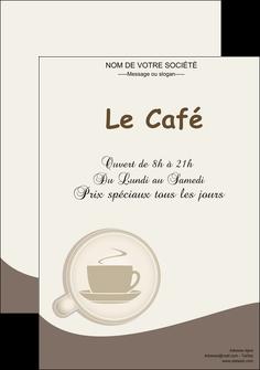 imprimer affiche bar et cafe et pub cafe salon de the cafe chaud MLGI20341