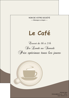 imprimerie affiche bar et cafe et pub cafe salon de the cafe chaud MLGI20347