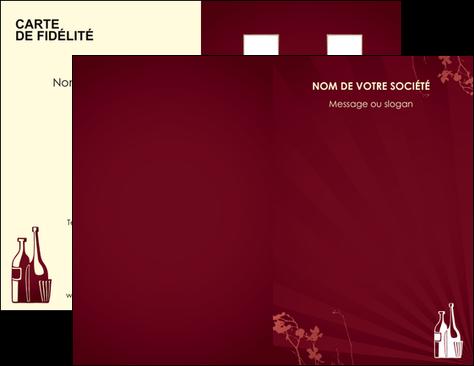 faire carte de visite vin commerce et producteur vin bouteille de vin verres de vin MLIG20367