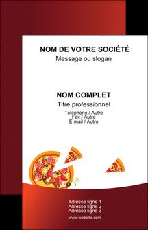 creer modele en ligne carte de visite pizzeria et restaurant italien pizza pizzeria service pizza MLGI20389