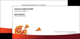 creation graphique en ligne enveloppe pizzeria et restaurant italien pizza pizzeria service pizza MLGI20395