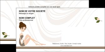 faire modele a imprimer enveloppe institut de beaute beaute esthetique institut de bien etre MLGI20689