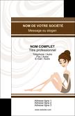 personnaliser modele de carte de visite institut de beaute beaute esthetique institut de bien etre MLGI20697