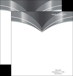 imprimer depliant 2 volets  4 pages  texture structure contexture MIS20801