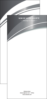 faire modele a imprimer flyers texture structure contexture MIF20823