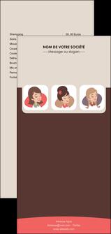 modele en ligne flyers institut de beaute beaute femme beaute feminine MLGI20841