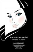 personnaliser maquette carte de visite salon de coiffure beaute salon de beaute institut de beaute MLGI20853