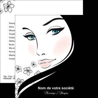 faire flyers institut de beaute beaute salon de beaute institut de beaute MLGI20855