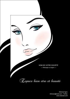 faire modele a imprimer affiche institut de beaute beaute salon de beaute institut de beaute MLGI20859